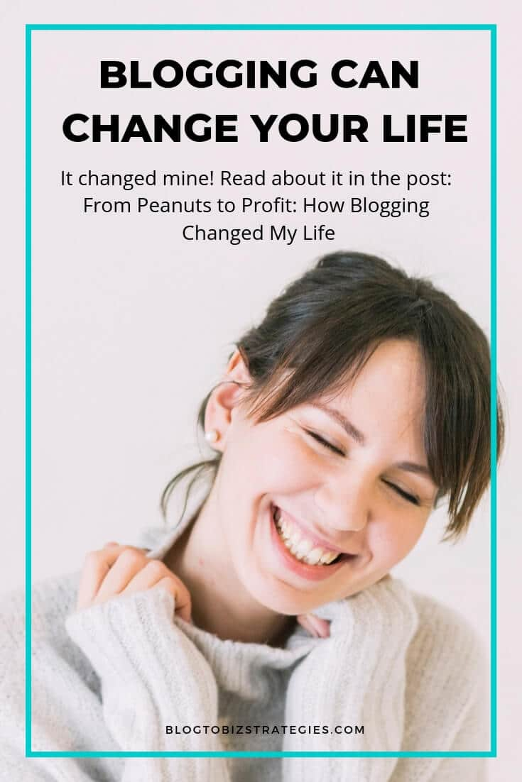 Blog to Biz Strategies | Blogging Can Change Your Life