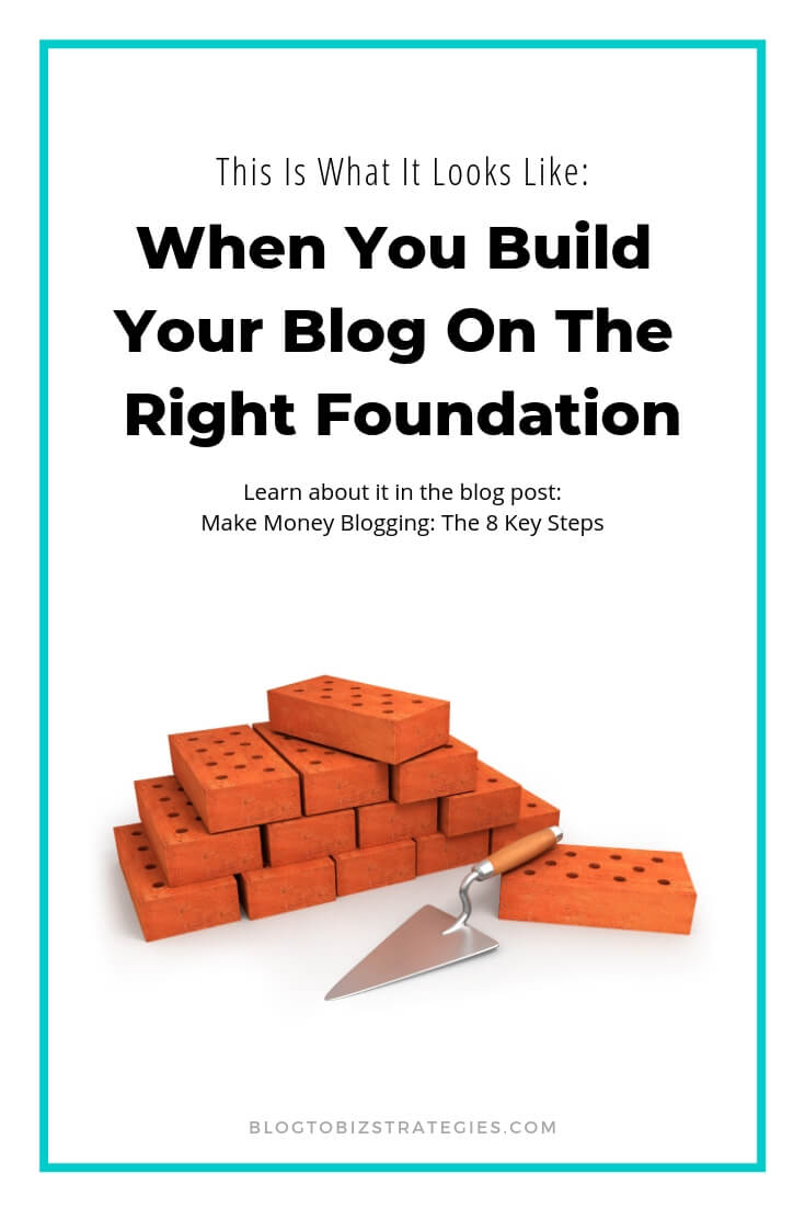 Blog to Biz Strategies | Here's What A Blog Set Up The Right Way Looks Like