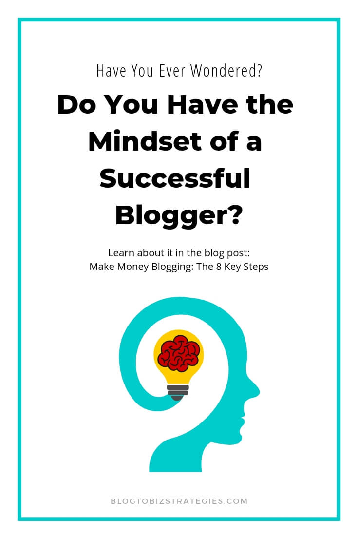 Blog to Biz Strategies | The Mindset of a Successful Blogger