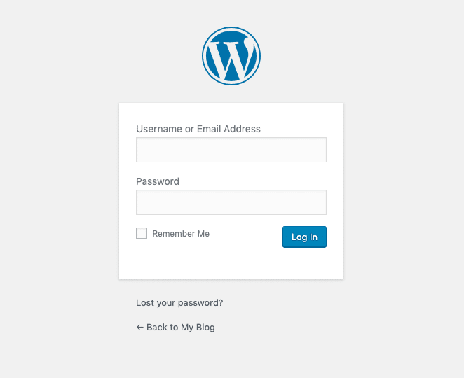 Blog to Biz Strategies | Your WordPress Admin Screen