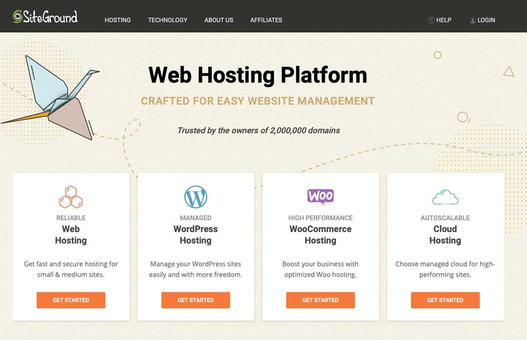 Blog to Biz Strategies | SiteGround Hosting Plans